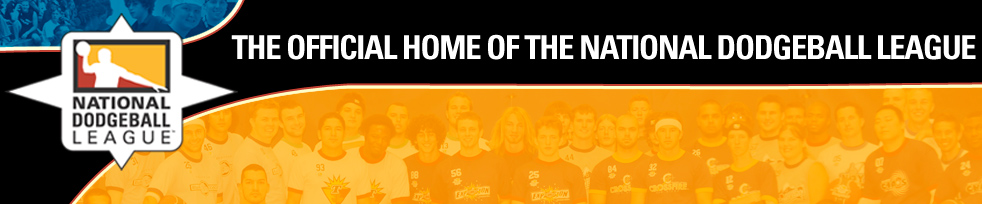 Official home of the National Dodgeball League